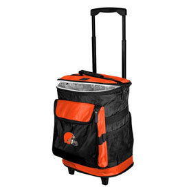 1 Cleveland Browns Rolling Cooler