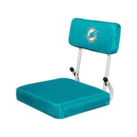 1 Miami Dolphins Hardback Seat