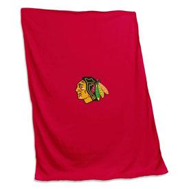 Chicago Blackhawks Sweatshirt Blanket