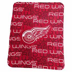 Detriot Red Wings Classic Fleece