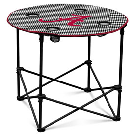 Alabama Houndstooth Round Table