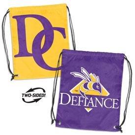 Defiance College Doubleheader Backsack