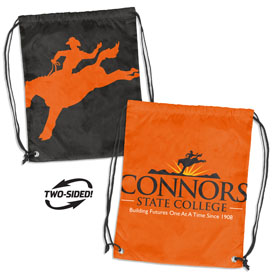 Connors State College Doubleheader Backsack