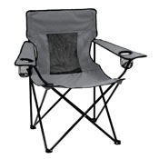 Plain Charcoal Elite Chair