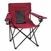 Plain Garnet Elite Chair