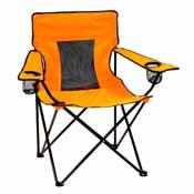 Plain Tangerine Elite Chair