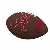 Alabama Team Stripe Official-Size Composite Football