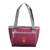 AZ State Crosshatch 16 Can Cooler Tote