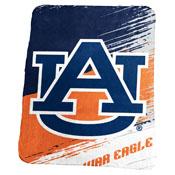 Auburn Logo Fade Classic Fleece