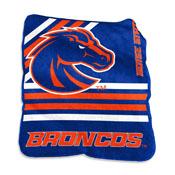 Boise State Raschel Throw