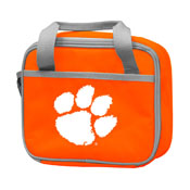 Clemson University Orange Lunch Box f/ Primary Logo