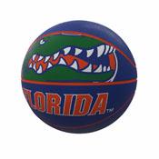 Florida Mascot Official-Size Rubber Basketball