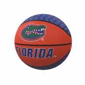 Florida Repeating Logo Mini-Size Rubber Basketball