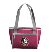 FL State Crosshatch 16 Can Cooler Tote