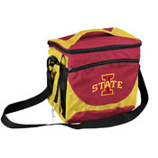 IA State 24 Can Cooler