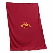 IA State Sweatshirt Blanket