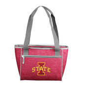 IA State Crosshatch 16 Can Cooler Tote