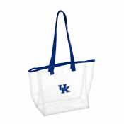 Kentucky Stadium Clear Tote