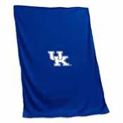 Kentucky Sweatshirt Blanket