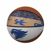Kentucky Official-Size Photo Basketball
