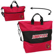 Louisville Crosshatch Expandable Tote