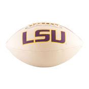LSU Full-Size Autograph Football