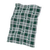 MI State Classic XL Blanket