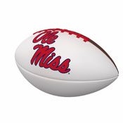 Ole Miss Official-Size Autograph Football