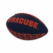Syracuse Repeating Mini-Size Rubber Football