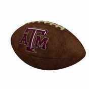 TX A&M Official-Size Vintage Football