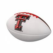TX Tech Official-Size Autograph Football