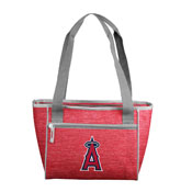 Los Angeles Angels Crosshatch 16 Can Cooler Tote
