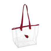 Arizona Cardinals Stadium Clear Tote