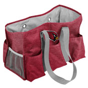 Arizona Cardinals Crosshatch Jr Caddy