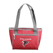 Atlanta Falcons Crosshatch 16 Can Cooler Tote