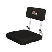Baltimore Ravens Hardback Seat