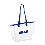 Buffalo Bills Royal Stadium Bag f/ Primary Wdmk