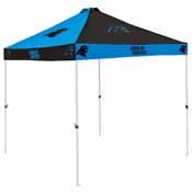 Carolina Panthers Checkerboard Tent