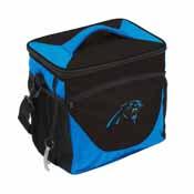 Carolina Panthers 24 Can Cooler
