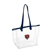 Chicago Bears Stadium Clear Tote