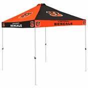 Cincinnati Bengals Checkerboard Tent