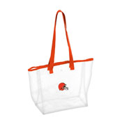 Cleveland Browns Stadium Clear Tote