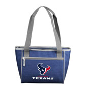 Houston Texans Crosshatch 16 Can Cooler Tote