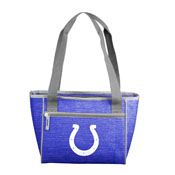 Indianapolis Colts Crosshatch 16 Can Cooler Tote