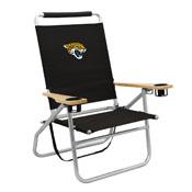 Jacksonville Jaguars Beach Chair