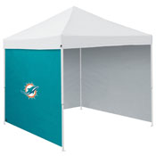 Miami Dolphins 9x9 Side Panel
