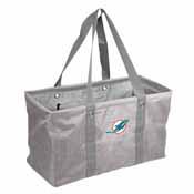 Miami Dolphins Crosshatch Picnic Caddy