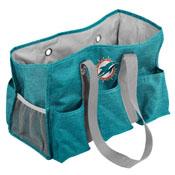 Miami Dolphins Crosshatch Jr Caddy