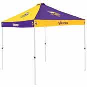 Minnesota Vikings Checkerboard Tent