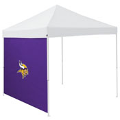 Minnesota Vikings 9x9 Side Panel